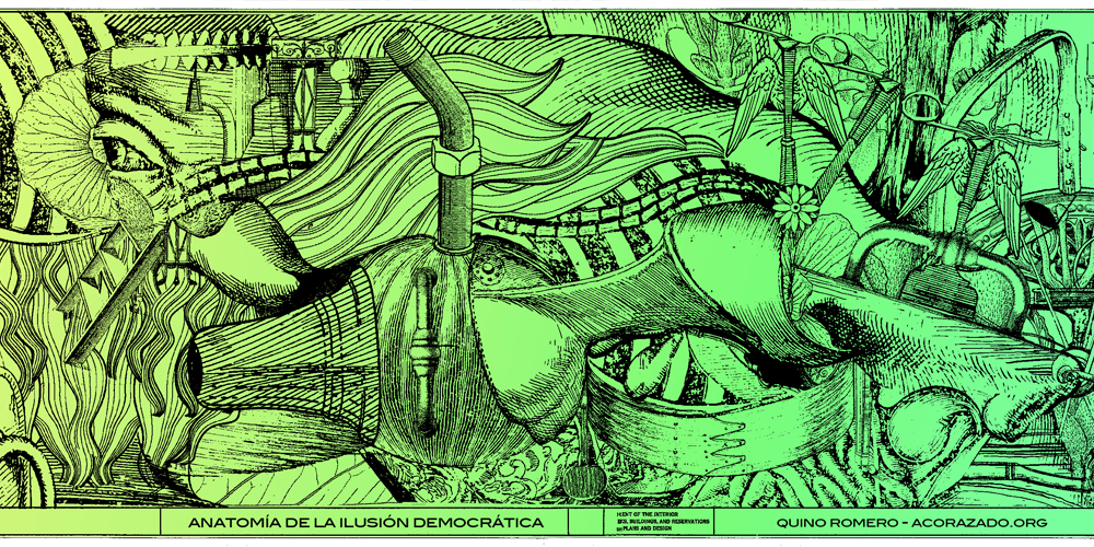 Anatomía de la ilusión democrática. Montaje (julio 2013) : acorazado.org